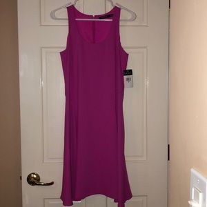 Ralph Lauren Pink Mini Dress